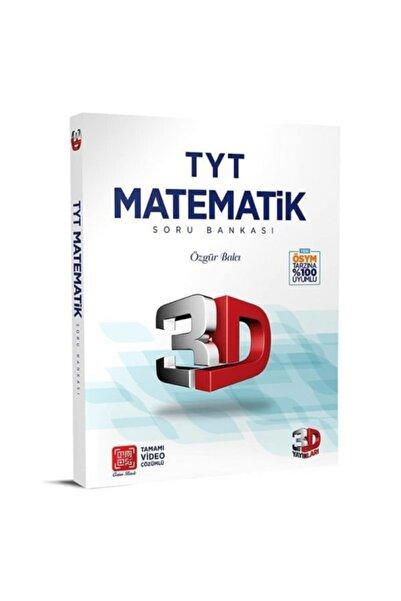 Çözüm Yayınları 2022 Tyt 3d Matematik Tamamı Video Çözümlü Soru Bankası 3d Yayınl