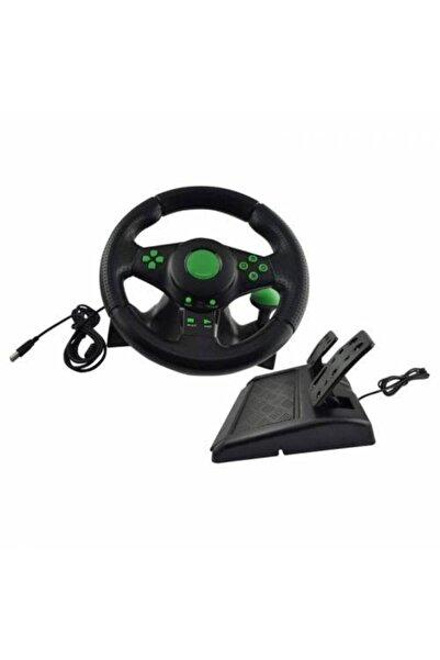 Powermaster Pm-4959 Xbox360-ps2-ps3-pc Usb Titreşimli Oyun Direksiyonu Seti