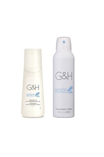 Amway Terlemeye Karşı Roll On + Deodorant Spray G&h Protect