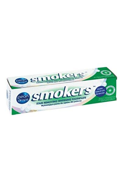 Smokers Pearl Drops Leke Çıkartıcı Diş Macunu 75 ml  1425965285473