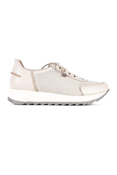 ALURA Kadın Hakiki Deri Günlük Rahat Ayakkabı Spor Comfort Tp6234