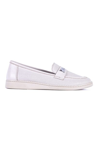 ALURA Kadın  Hakiki Deri Günlük Ayakkabı Comfort Tp2122