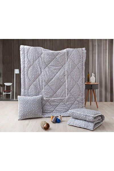 dhinchers Sürpriz Yorgan Tek Kişilik Microfiber Kumaşlı Çok Amaçlı Sürpriz Yorgan (150x200) Yastık
