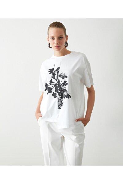 İpekyol Floral Baskılı T-Shirt