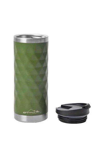 NURGAZ Campout Çay Kahve Termosu Yeşil 500ml