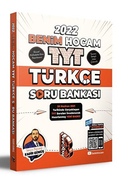 Benim Hocam Yayınları 2022 Tyt Benim Hocam Türkçe Soru Bankası