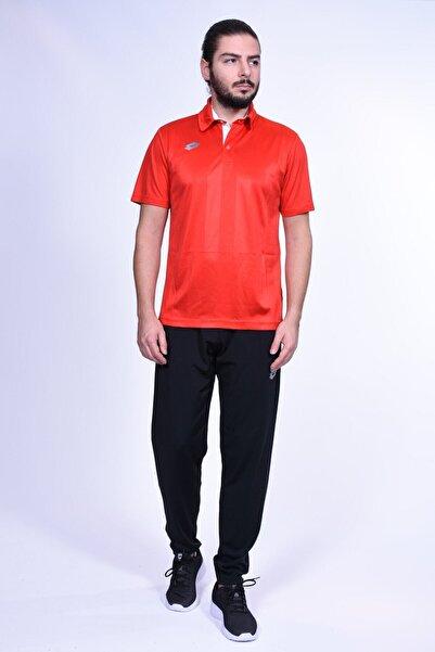 Lotto Polo Yaka T-shirt-erkek-kırmızı/gri-polo Mlt Pl Xvıı-r8261
