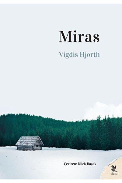 Siren Yayınları Miras - Vigdis Hjorth