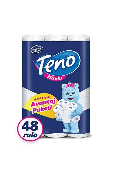 Teno Avantaj Paket Kağıt Havlu 48 Rulo