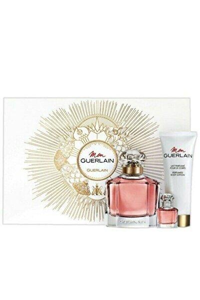 Guerlain Mon Guerlain Edp 100 ml Kadın Parfüm Seti 3346470138445