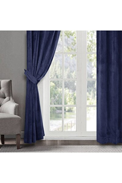 Premier Home Harmony Fon Perde (LACİVERT) - 170x270 Cm