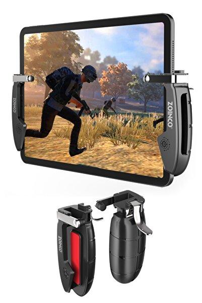 ZOİNCO Akpad Zc-95 Pubg Tablet Tetik Aparatı - Ipad Oyun Konsolu - Joystick