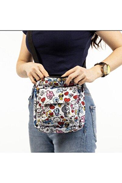 muyoso Bt21 Tasarımlı Bag Cırtlı Dik