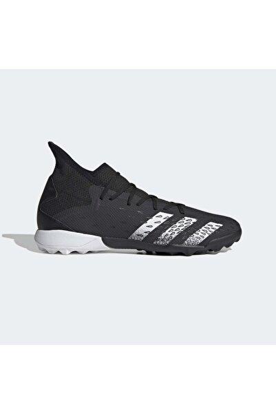 adidas Predator Freak.3 Erkek Siyah Halı Saha Ayakkabısı (fy1038)
