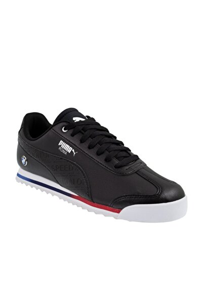 Puma Erkek Günlük Ayakkabı 30663801 Siyah Bmw Mms Roma