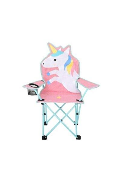 General Home Caribbo Unicorn Çocuk Kamp Sandalyesi
