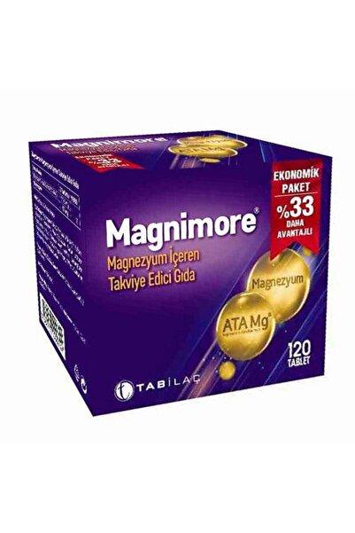 Magnimore Magnezyum Takviye Edici Gıda 120 Tablet