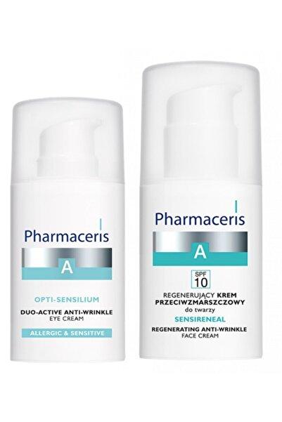 Pharmaceris Kırışıklık Karşıtı Cilt Bakım Seti - Alerjik Ve Hassas Ciltler Için