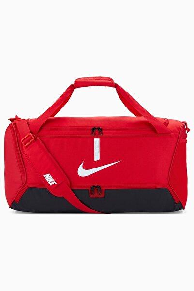 Nike Nk Acdmy Team S Duff Unisex Kırmızı Futbol Spor Çanta Cu8097-657