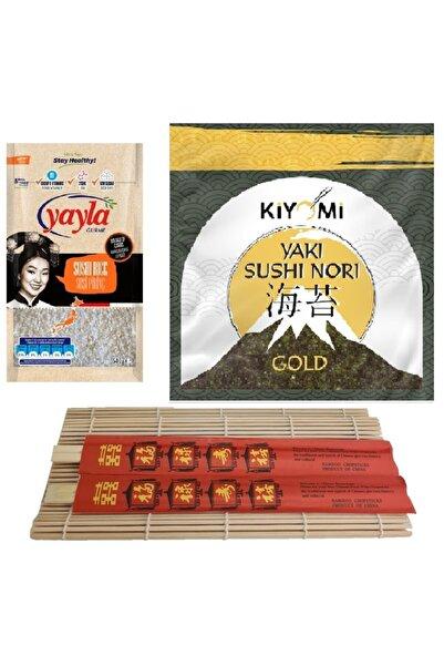 Elisa Gıda Mini Sushi Set / Suşi Seti (videolu Anlatım)