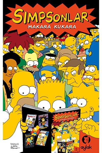 Aylak Kitap Simpsonlar Makara Kukara