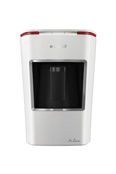 Arçelik K 3400 Beyaz Türk Kahvesi Makinesi