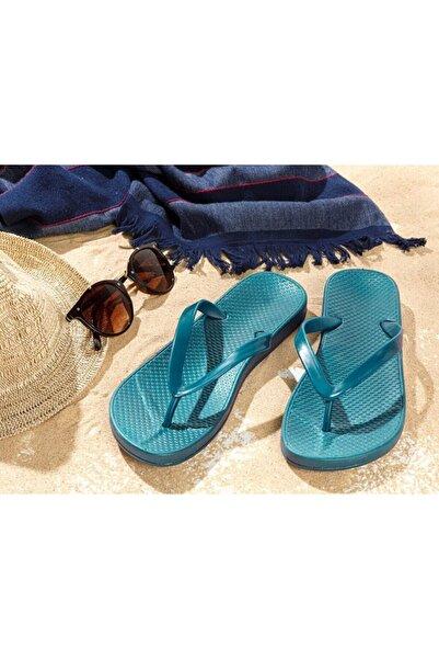English Home Havana Plaj Terliği 37 Turkuaz