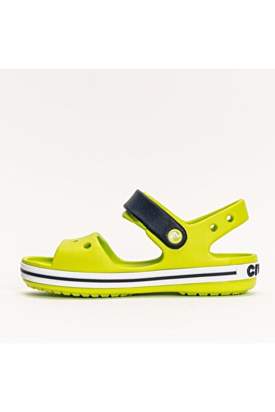 Crocs Crocband Sandal Kids Lime Punch 12856-3tx