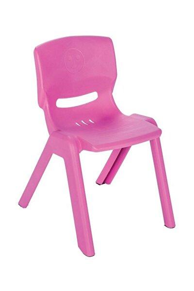 PİLSAN Happy Sandalye (Pembe)