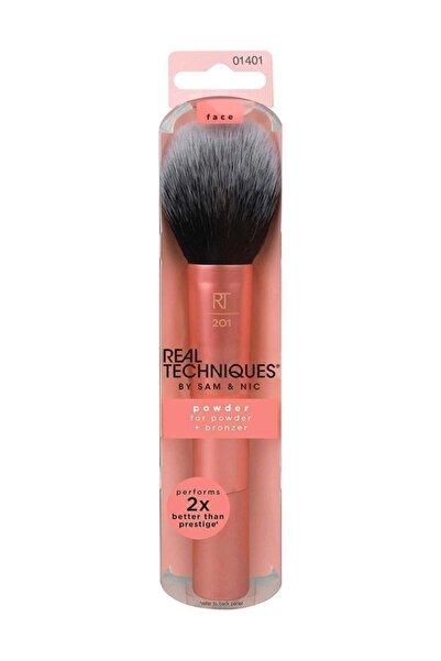 Real Techniques Xx-30 Powder Brush 01401 Allık A201