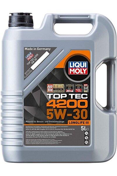 Liqui Moly Lıquı Moly Top Tec 4200 5w-30 Motor Yağı 5 Litre