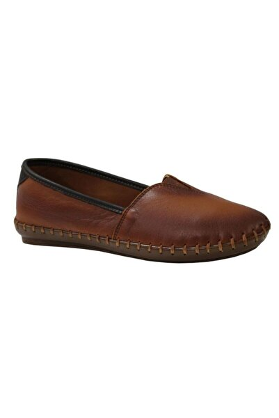 Polaris 91.108870.z Comfort Plus Deri Kadın Ayakkabı 91.108870.z Taba 36