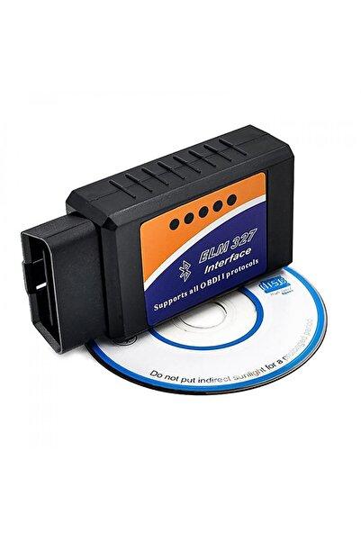 Streak Elm327 Obd2 Kablosuz Bluetooth Araç Oto Arıza Tespit Cihazı