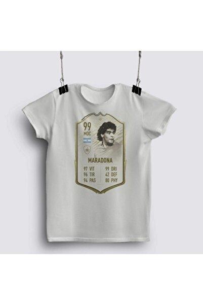 Fizello Fıfa 21 Legend Dıegıego Maradona 1960-2020 T-shirt