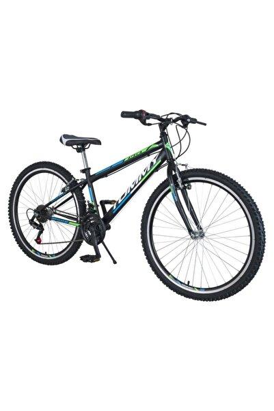 TommyBike 24 Double Jant 21 Vitesli Düz Kadro Dağ Bisikleti New