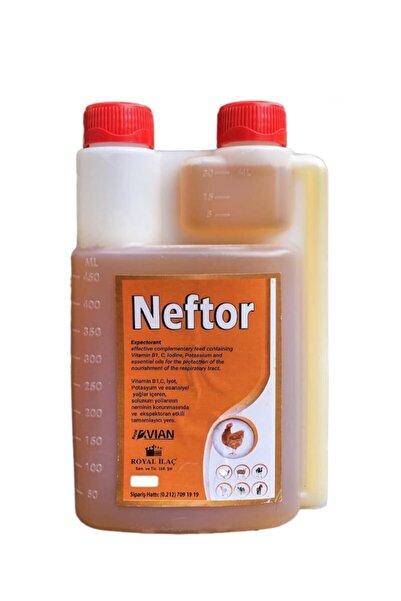 NEFTOR Hırıltı ve Nefes Ürünü 500 ml