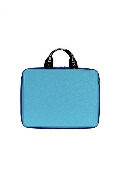 Benetton Bnte50x-00 Laptop Çantası Turquoıse