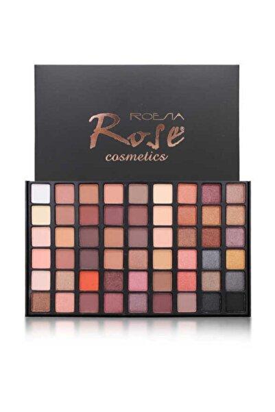 Roesıa Rose Cosmetics Rose 54'lü Göz Far Paleti