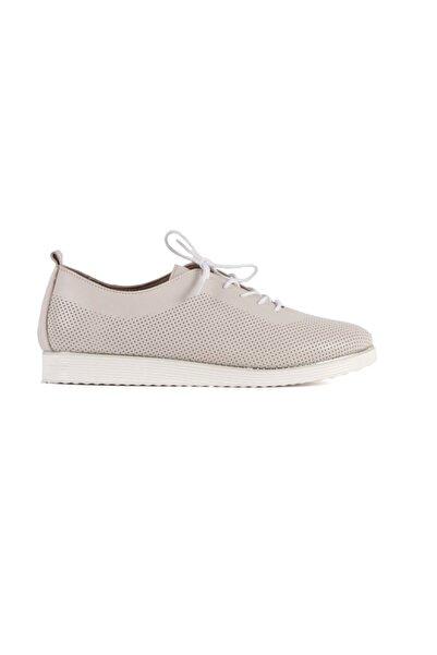 ALURA Kadın Hakiki Deri Günlük Rahat Ayakkabı Tp6340