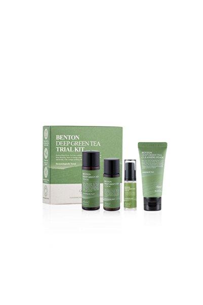 Benton Green Tea Deluxe Kit - Yeşil Çay Mini Set
