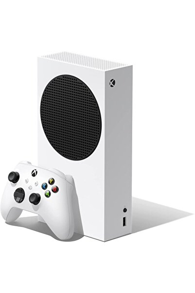 MICROSOFT Xbox Series S 512 Gb Ssd Oyun Konsolu