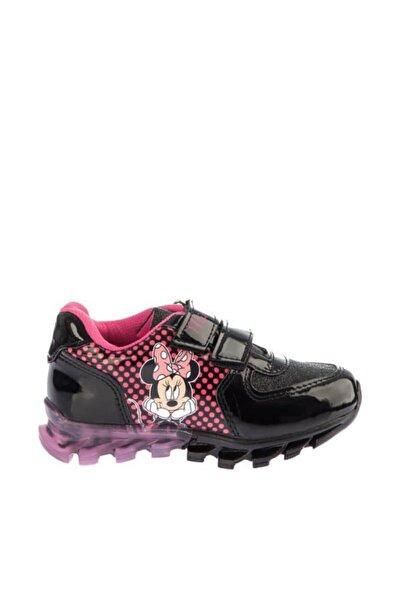 Mickey Mouse Kız Çocuk Işıklı Spor Ayakkabı