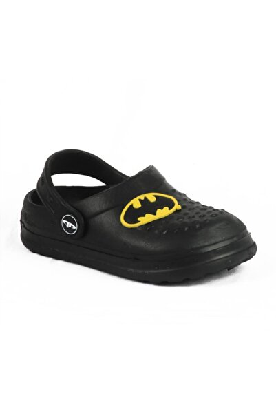 Batman Erkek Çocuk Terlik Havuz Plaj Deniz Terliği
