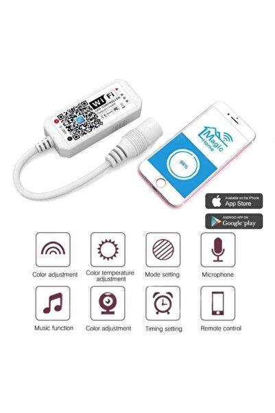 ONOFFSMART Magic Home Destekli Wifi 6 Amper Rgb Serit Led Kontrol Cihazı