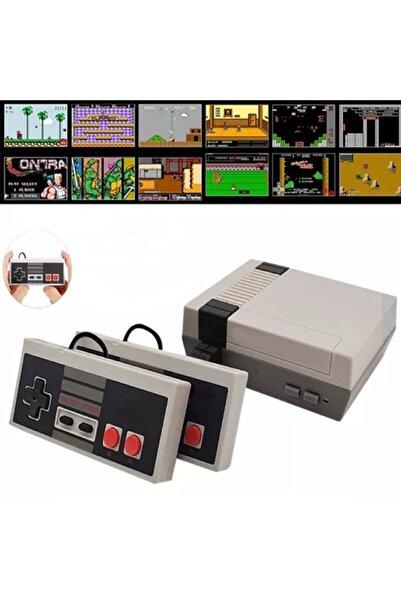 Cooltech 620 Oyunlu Nostalji Tv Mini Atari Oyun Konsolu Mario 2 Kollu Retro Set