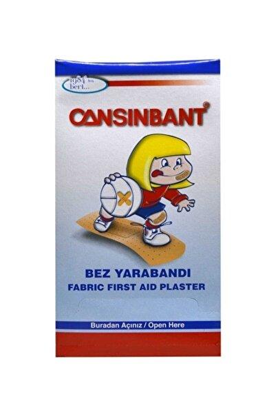 CANSIN BANT Cansınbant Bez Yarabandı 10'lu 30 Paket (300adet)