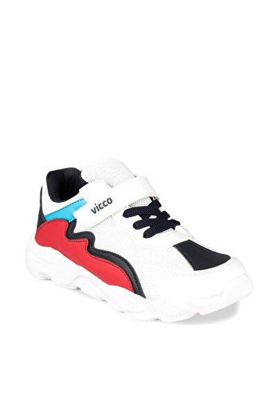Vicco 346.F20Y.205 Beyaz Erkek Çocuk Koşu Ayakkabısı 100578738