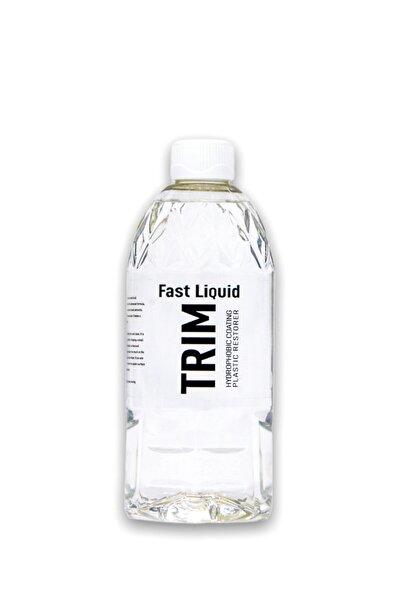 Fast Liquid - Trım 500 ml Plastik Yenileyici & Parlatıcı