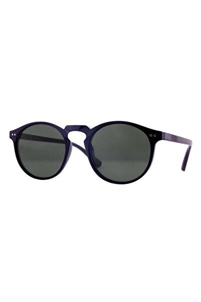 CLAES Margot Black Vintage Fashion Hafif Unisex Güneş Gözlüğü