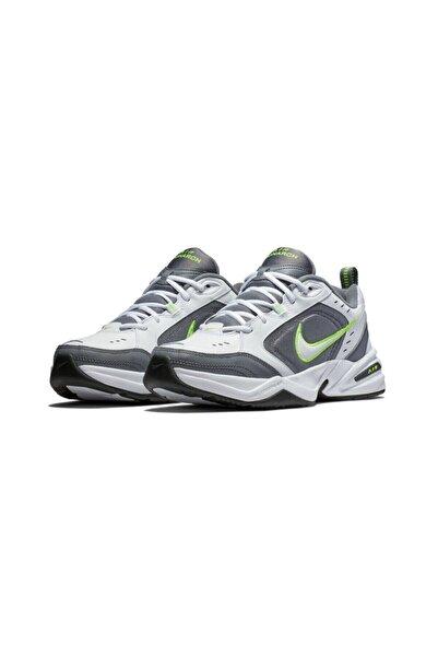 Nike Erkek Beyaz Gri Air Monarch Koşu Ayakkabısı Iv 415445-100 (1 NUMARA BÜYÜK ALINIZ)